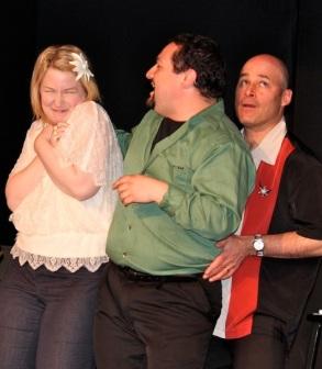 Allison, Jason, and Rich